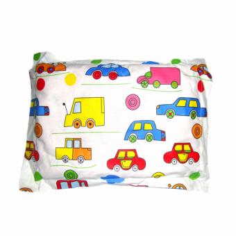 Harga Dita Baby Collection Beans Baby Pillow - Bantal Anti Peyang & Penebal Rambut Bayi Bantal Bayi Bantal Newborn Bantal Murah - Motif Cars