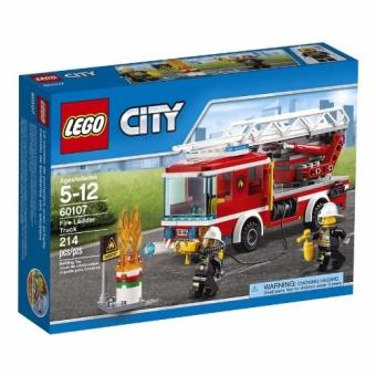 Harga Universal City 60107 Fire Ladder Truck