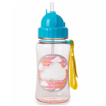 Harga Skip Hop Forget Me Not Straw Bottle Cloud
