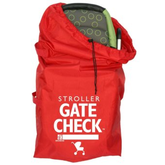 JL Childress Gate Check Bag for Standard or Double Strollers - Tas Stroller