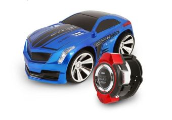 Harga BonBon Mainan Mobil Anak / Voice Command Car Smart Watch - Blue