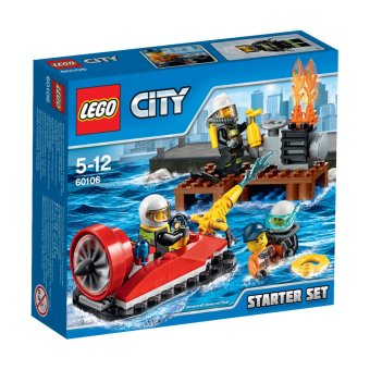 Harga LEGO® City - Fire Starter Set