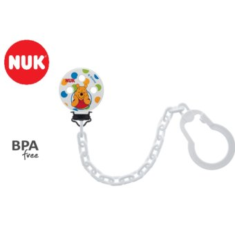 Harga NUK Disney Soother Chain