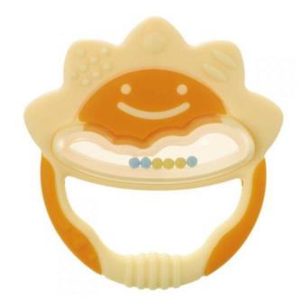 Harga Richell Baby Teether Orange