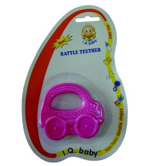 Harga MyKenzie Baby Teething / IQ Baby Teether Cars