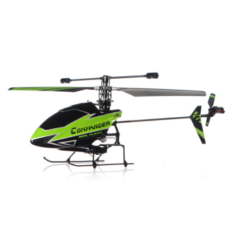 Harga WLtoys V911-1 2.4G 4CH RC Helicopter New Plug BNF Green