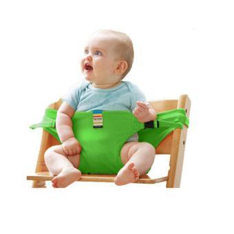 Kursi bayi yang dapat dicuci produk kursi makan bayi portabel/kursi makan kursi sabuk pengaman