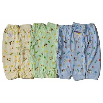 Harga Jelova Baby Angela 6pcs Celana Aby Baby Bayi Print Motif Sapi Mix Warna Recommended  to 12-18 Months