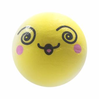 Harga Squishy Small Yellow Emoticon Slow Rising - Murah-Wangi-Gantungan Kunci dizzy