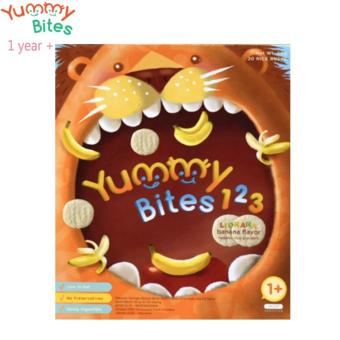 Harga Yummy Bites For Toddler 123 Lionana - Banana(Na)