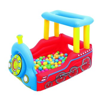 Harga Bestway Mandi Bola Train Play Center + 50pcs Bola