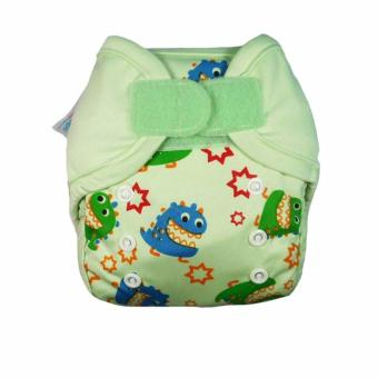 Harga Cluebebe Clodi Coveria Petite Motif Monster