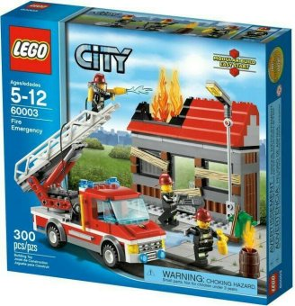 Harga LEGO 60003 CITY: Fire Emergency