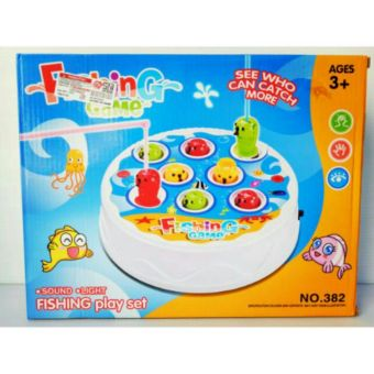 Harga Sakura Fishing Game Play Set