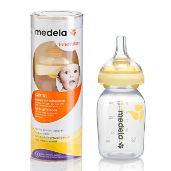 Harga Medela Calma With Breastmilk Bottle 150 ml