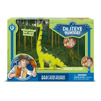 Harga Geoworld Dinosaurus Collection Brachiourus