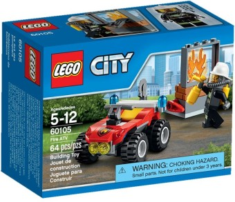 Harga LEGO City 60105 Fire ATV