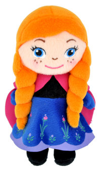 Harga Disney Princess Plush Anna 8 inch
