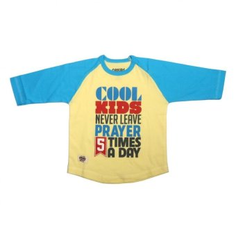 Harga Orkids Kaos Anak Cool Kids Yellow Baby
