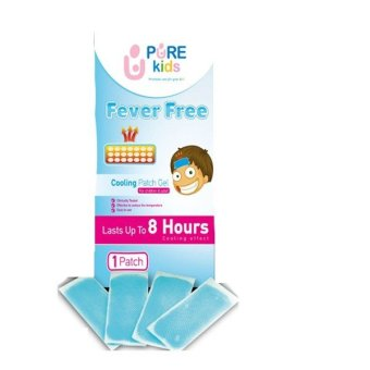 Harga Pure Kids Fever Free - 4 Sheet