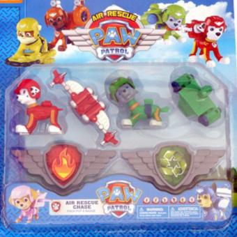 Harga AHS Action Figure Paw Patrol Isi 2 Marshall & Rocky
