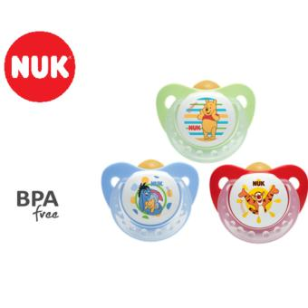 Harga NUK Disney Silicone Soother Size 1