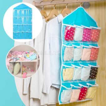 Daftar Harga Ultimate Tas Gantung Pintu Kulkas Storage Bag Pouch Kantong Tempat Penyimpanan .