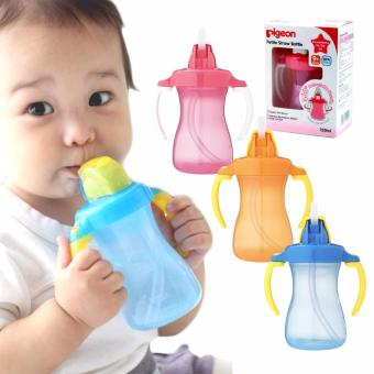 Harga Pigeon - Petite Straw Bottle 150Ml