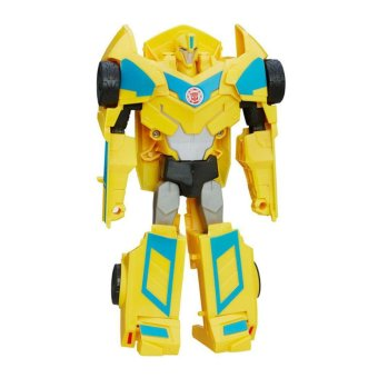 Transformers RID Three-Step Energon Boost Bumblebee - B6808