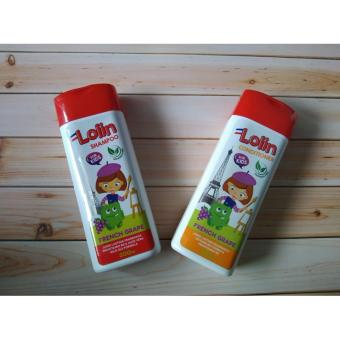 Harga Lolin Shampoo and conditioner