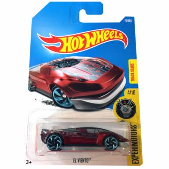 Harga Hot Wheels El Viento