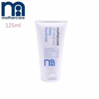 Harga NTR Mothercare All We Know Baby Liquid Talc 125ml 125 Ml