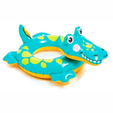 Intex Pelampung Renang Anak Crocodile Big Animal Rings