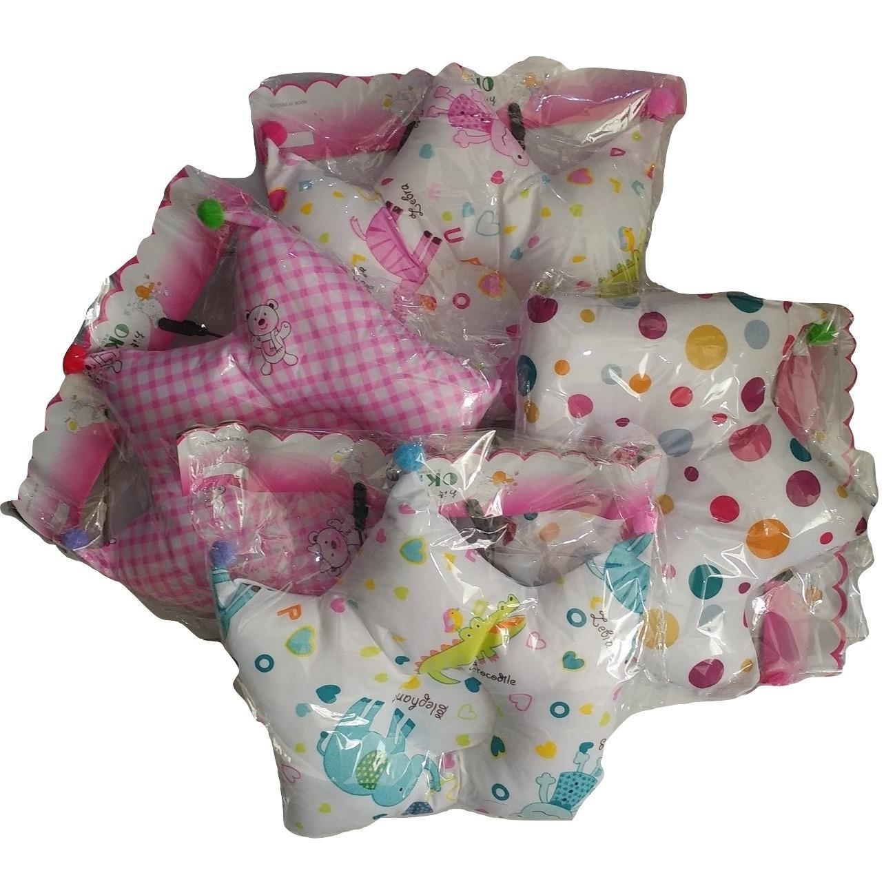 Discount JELOVA ANGELA 1pcs BANTAL ANTI PEYANG BABY BAYI MOTIF CROWN SNI STANDART - Random Colours