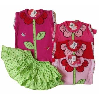 Related products : ELV Bedong Instan Bayi Karakter Hoki kids. Jelova Angela Setelan Baju Baby