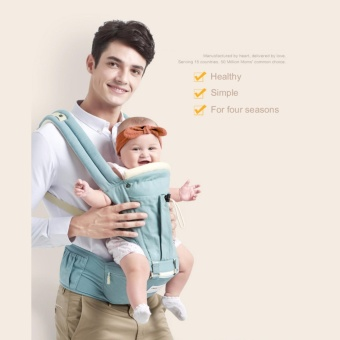 Jerrybaby Baby Carrier/Top Baby Sling Toddler Wrap Rider BabyBackpack/high Grade Hipseat Baby Jerrybaby Kangaroo - intl