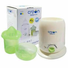 JNC Crown 4 in 1 Crown Warmer Penghangat Asi Susu Asip