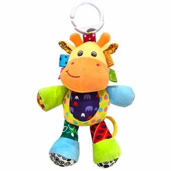 Jolly Baby Mainan Boneka Musik - Giraffe