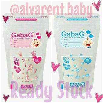 Kantong ASI / ASIP GABAG New Model 100ml (Boy/Girl)