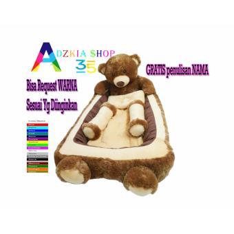 kasur bayi karakter beruang - 2