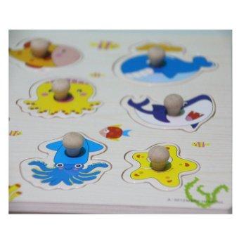 Momo Toys Puzzle Kayu Gambar Hewan Kuda Puzzle Kayu Bergambar Source · Kayla Org Mainan Edukasi