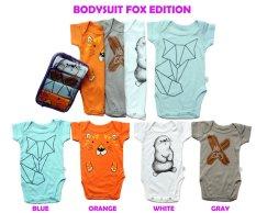 Kazel Bodysuit Fox Edition (0 - 2 tahun)