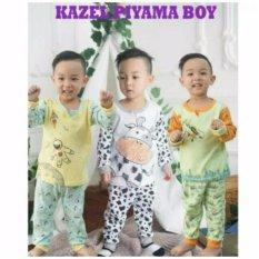 Kazel Piyama Boy Size NB-S-M-L-XL-XXL