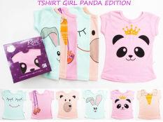 Kazel Tshirt Kaos Bayi Modern Panda Edition