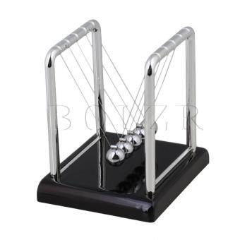 LAiZsajan Bola Pendidikan Pendulum Newton 79 000 Update Keseimbangan Bola Cradle Newton Mainan .