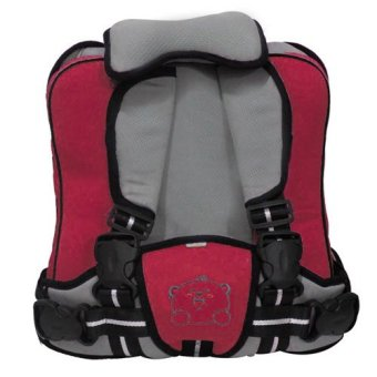 Kiddy Baby Car Seat - Maroon