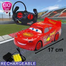 KokaPlay RC Cars LightningMcQueen Jackson Storm Cruz RamirezRechargeable Mainan Anak Edukasi Mobil Remote Control Cars