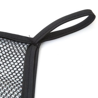 LALANG Strollers Net Bag Factory Direct Cot Mummy Bags (Black) - 4