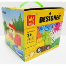 Lego Brick Wange Designer Duplo D58232 isi 72 pcs