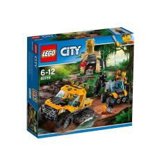 LEGO® City Jungle Halftrack Mission 60159